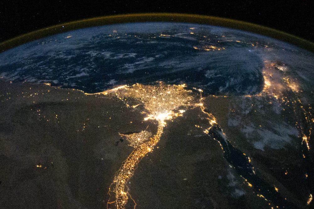 A nap képe - NASA